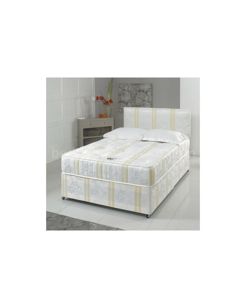 King Size Crown Divan Bed